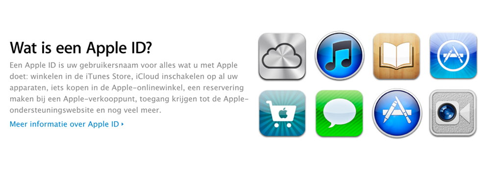 Tips & Tricks: Apple ID aanmaken
