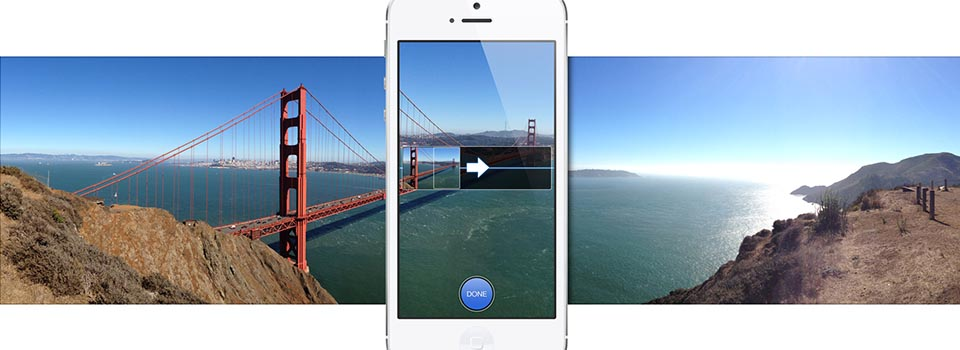 Tips & Tricks: iOS 6: Panorama functie